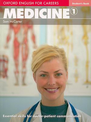 Oxford English for Careers: MEDICINE 1 SB