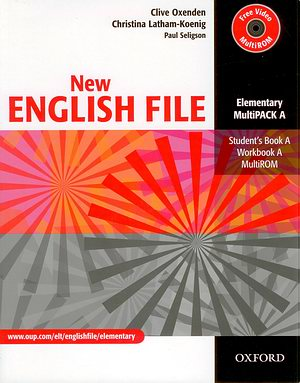 New ENGLISH FILE Elementary MultiPACK A .