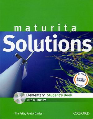 maturita Solutions Elementary SB with MultiROM