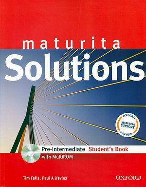 maturita Solutions Pre-intermediate SB + MultiROM