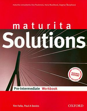 maturita Solutions Pre-intermediate WB Czech Ed.