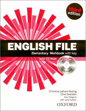 English File 3E Elementary WB with answ. iChecker