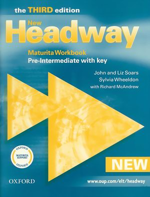 New Headway 3E Pre-Intermediate MATURITA WB +key