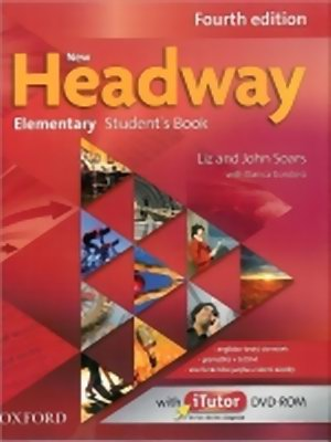New Headway Four edition Elementary Student´s Book + iTutor DVD-ROM