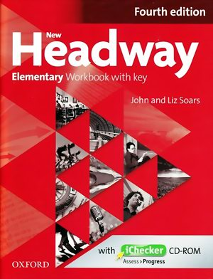 New Headway 4E Elementary WB with key iChecker