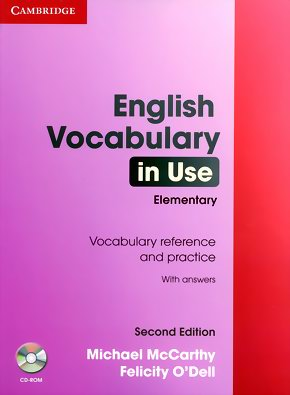 English Vocabulary in Use Elementary 2E + CD-ROM