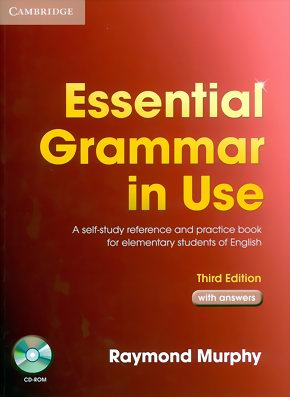 Essential Grammar in Use 3rd Edition with CD-ROM