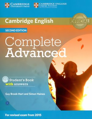 Complete Advanced CAE 2E Students Book with answ.