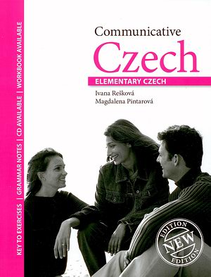 Communicative Czech Elementary Students book