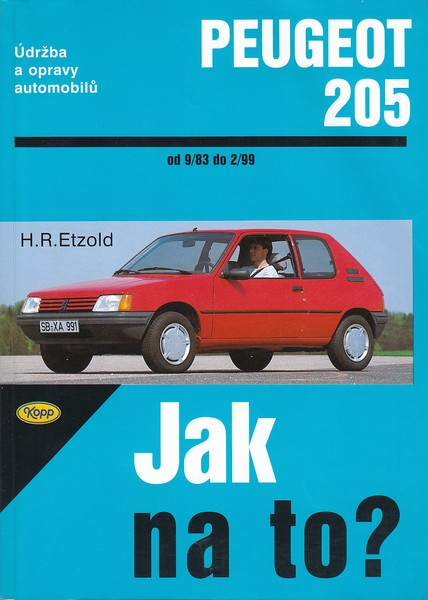 Jak na to? 6 Peugeot 205 (9/83 - 2/99)