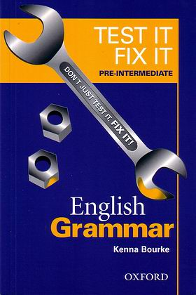 TEST IT FIX IT Pre-inter Grammar