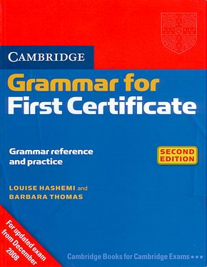 Cambridge Grammar for FCE 2E without answers