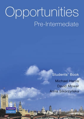 Opportunities Pre-Intermediate Student Book