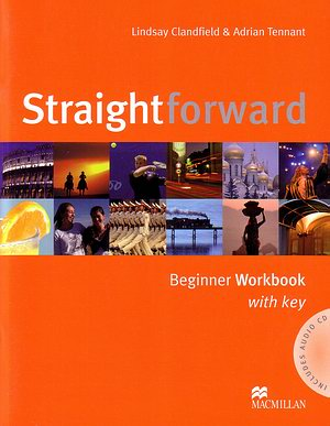 Straightforward Beginner Workbook With Key + CD