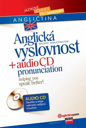 Anglická výslovnost + audio CD pronunciation