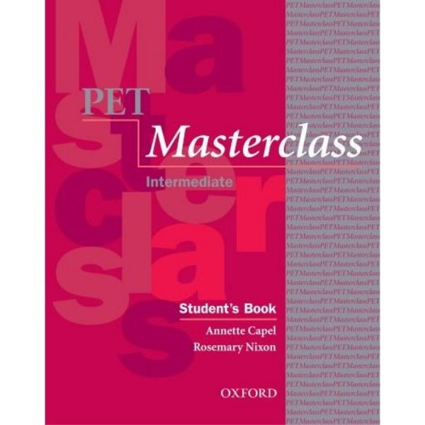 PET Masterclass Intermediate Student´s Book