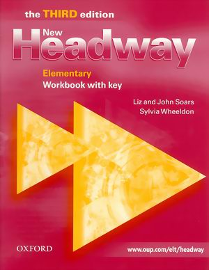 New Headway 3ed Elementary WB with key