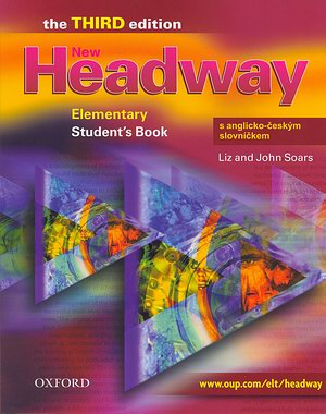 New Headway Third edition Elementary  Student´s Book s A-Č slovníčkem