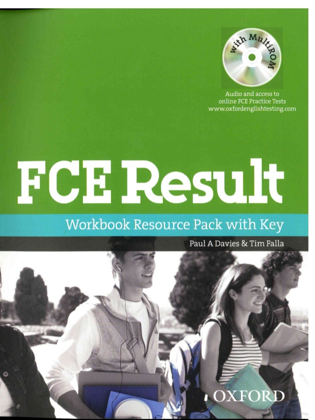 FCE Result Workbook with Key