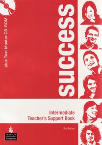 Success Intermediate Teachers Support Book+CD-ROM