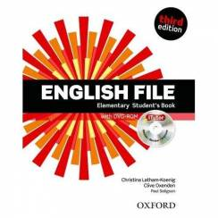 English File Third edition Elementary SB + iTutor DVD CZ