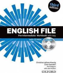 English File Third edition Pre-Intermediate Workbook with Key iChecker
