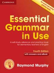 Essential Grammar in Use Fourth Edition with answers and eBook